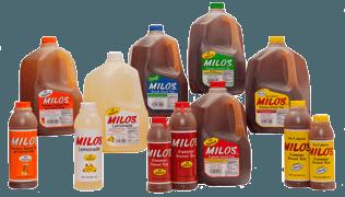 Milo's-Product-Family