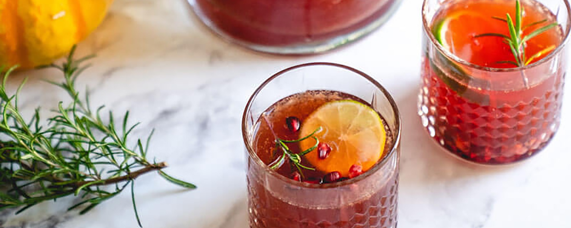 Holiday Punch Iced Tea