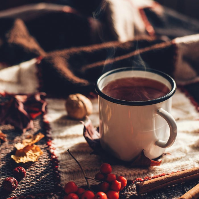 Hot Holiday Sweet Tea