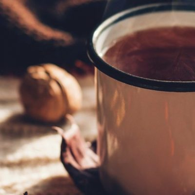 Hot Holiday Sweet Tea