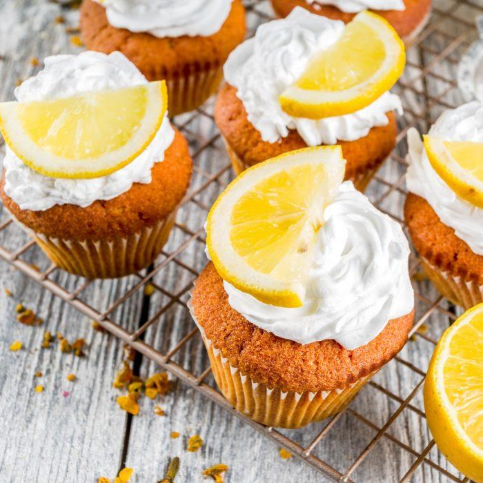 Lemonade Whipped Cream