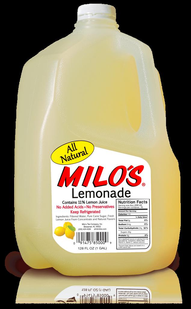 Lemonade Milo S Tea Company Inc