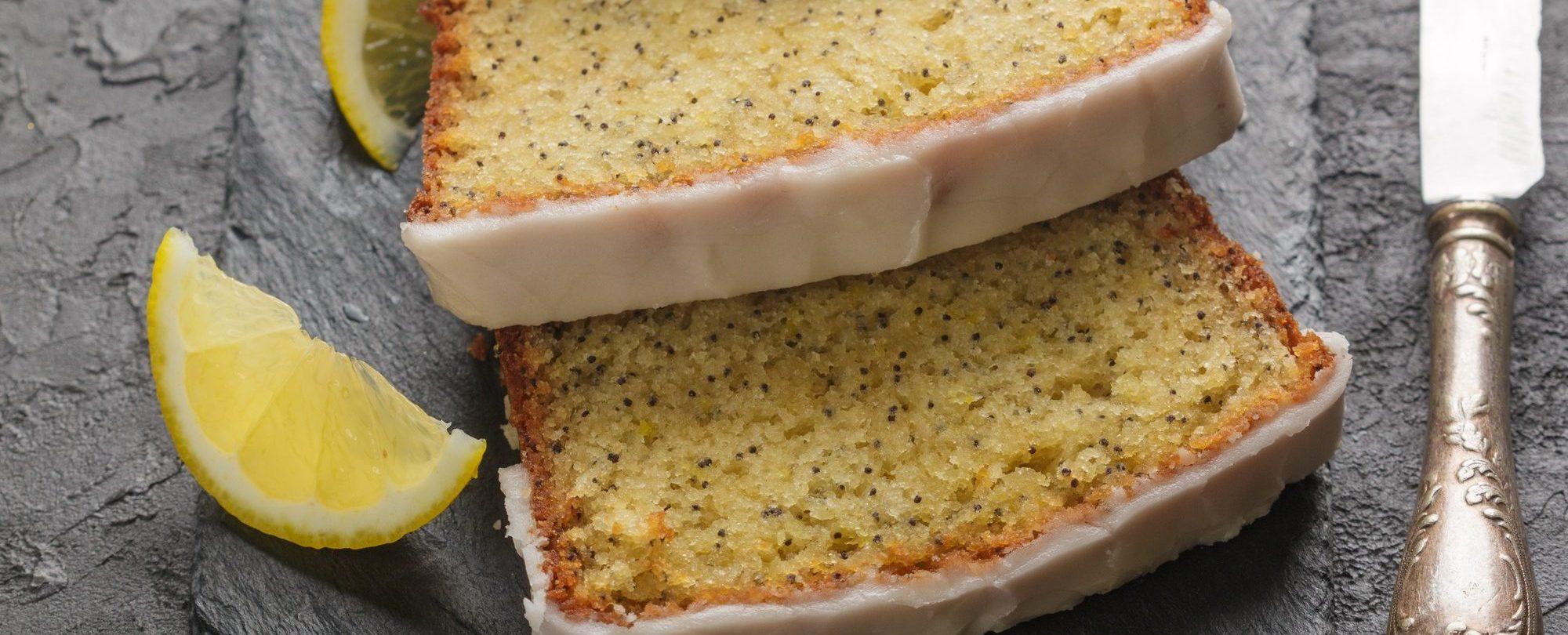 Milo's Lemonade Poppy Seed Pound Cake