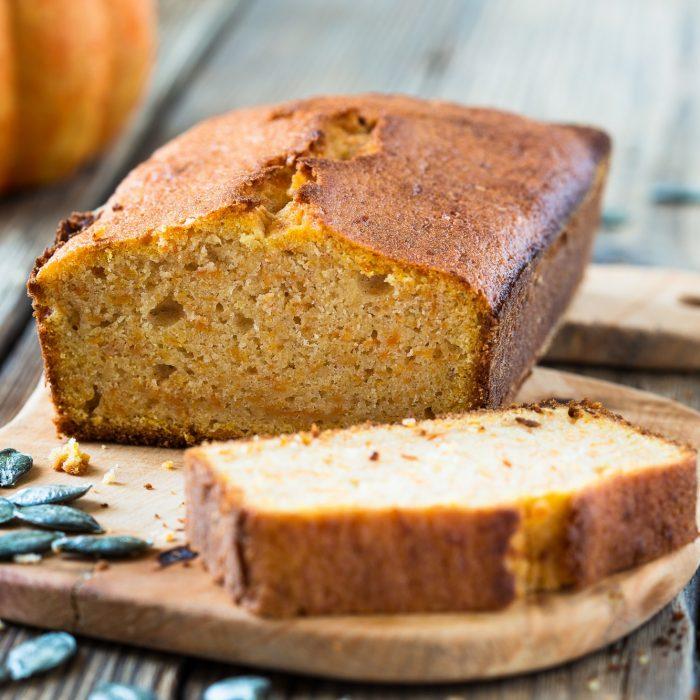 Milo's Sweet Pumpkin Bread