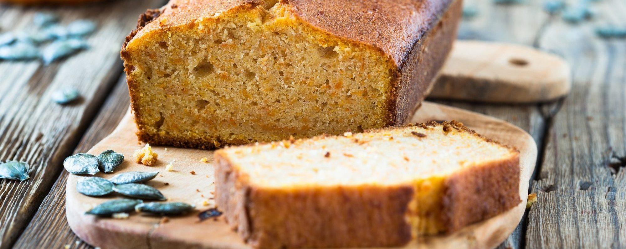 Milo's Sweet Tea Pumpkin Bread