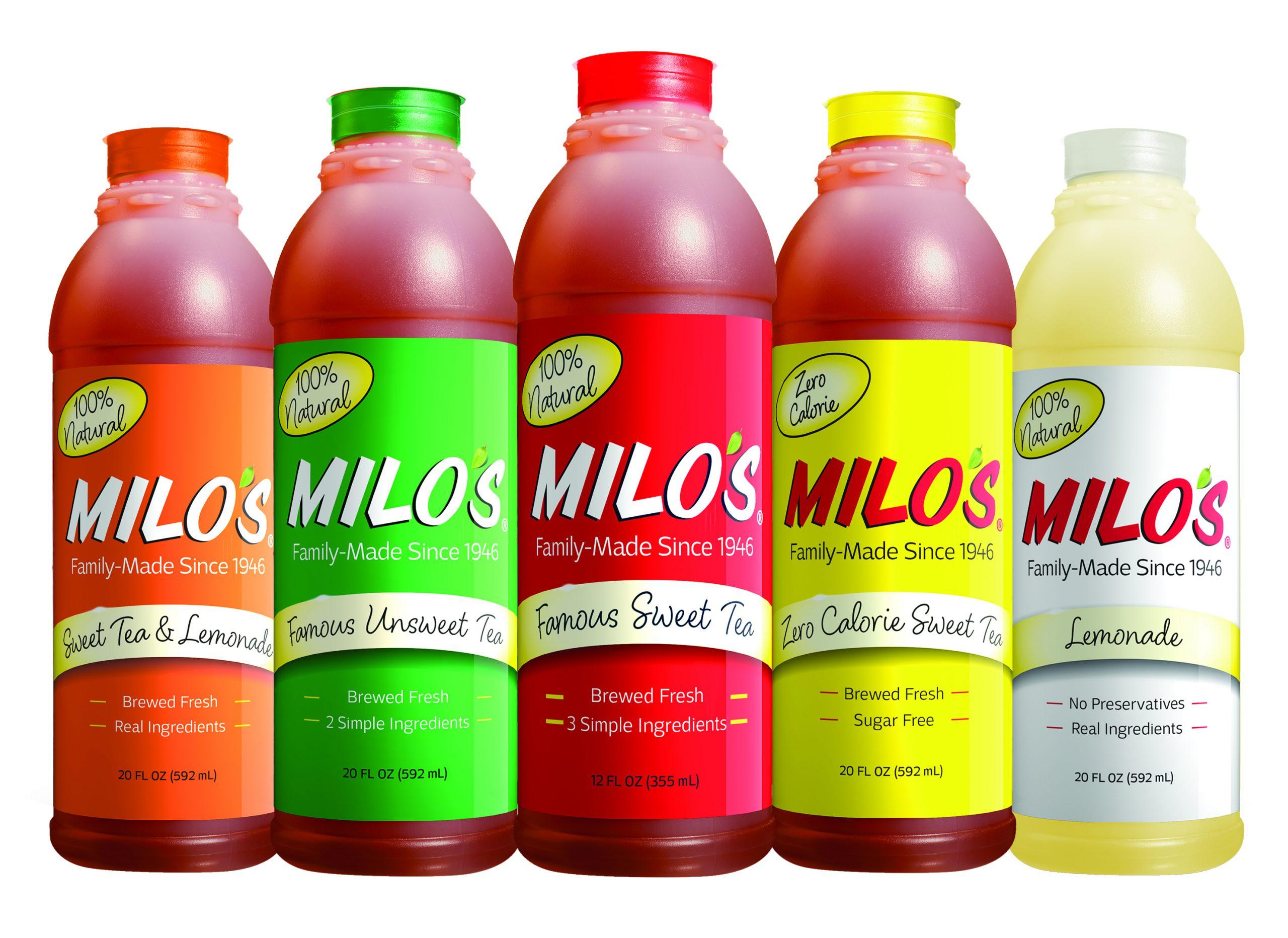 Enjoy a FREE Milo's 20 oz on us! - Milo's Tea Company, Inc.