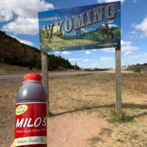 Milo's Tea in Wyoming